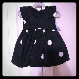 Baby Girl Carter's Polka Dot Dress size 3 Months